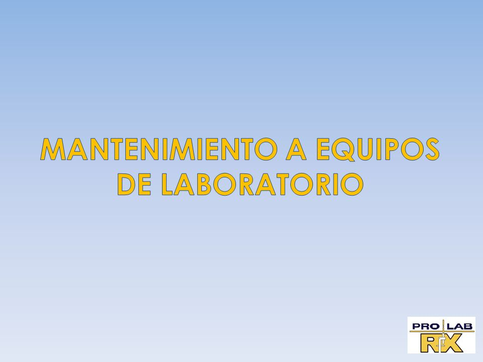 Los principales equipos a que ofrecemos servicio técnico y para los cuales tenemos en venta suministros, son los siguientes: ANALIZADORES DE GASES ARTERIALES Y PH: I.L., CIBA-CORNING, AVL ANALIZADORES DE ELECTROLITOS (ION SELECTIVO): I.L., CIBA-CORNING, MÉDICA ANALIZADORES DE BIOMETRÍA HEMÁTICA: COULTER COUNTER, ADVIA 60, ADVIA 120, CELL DYN ESPECTROFOTÓMETROS: CIBA-CORNING, TIL, GILFORD, COLEMAN, PERKIN ELMER, MILTON ROY, SEQUOLA TURNER, MERCK, METROLAB, CAMP SPEC, JHONSON Y JHONSON.