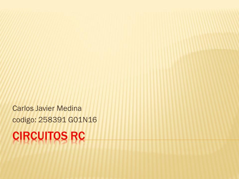 Carlos Javier Medina codigo: 258391 G01N16