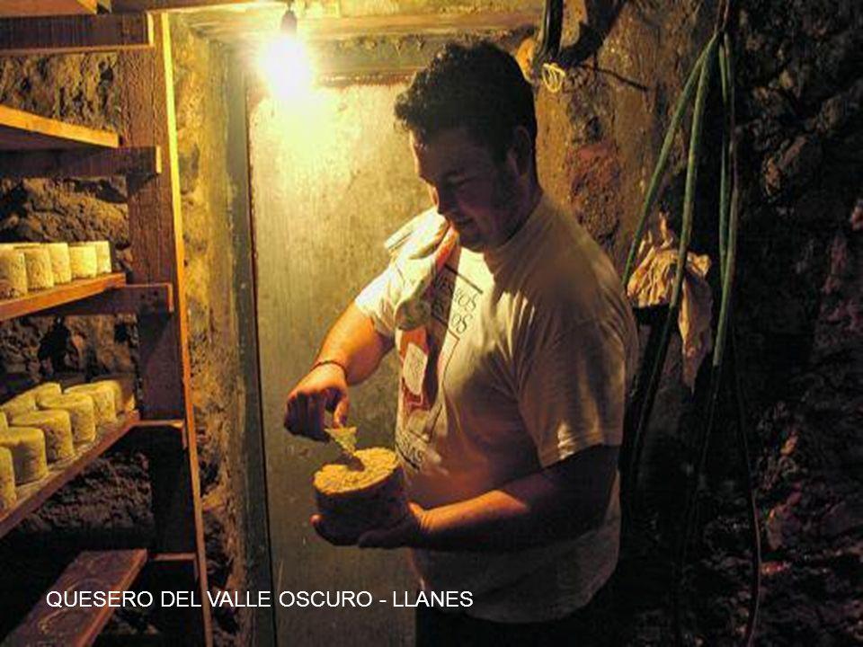 QUESERO DEL VALLE OSCURO - LLANES
