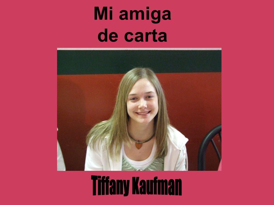 El Cumpleaños de Tiffany: El 26 de agusto Su signo astrológico es virgo.