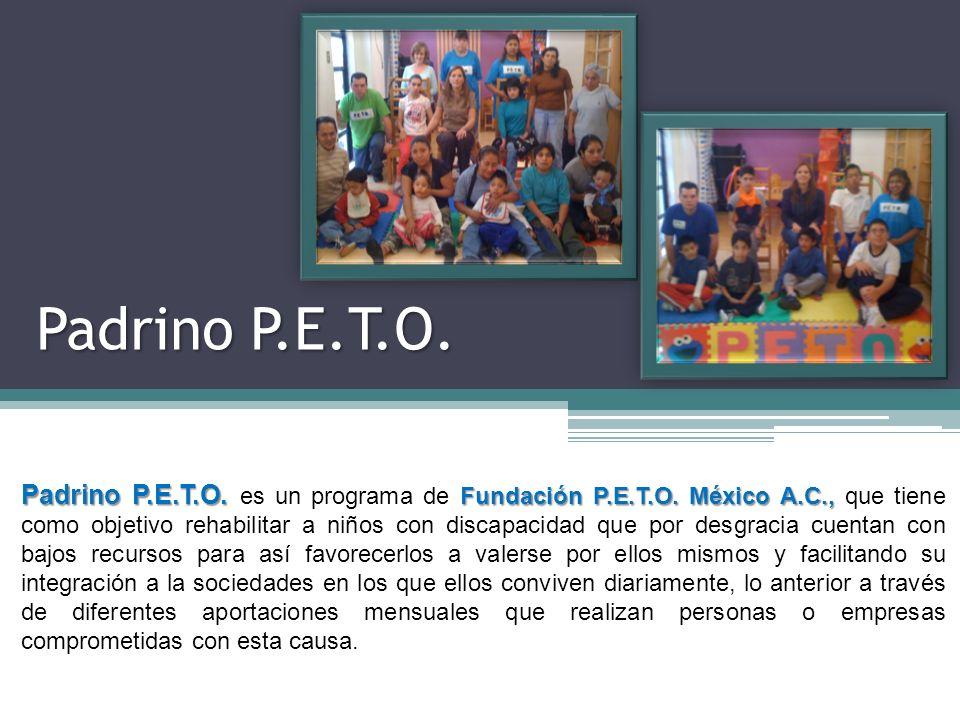 Padrino P.E.T.O.Padrino P.E.T.O. Fundación P.E.T.O.