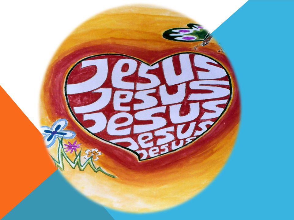 Es que Jesús ocupa todo el corazón de Teresa...