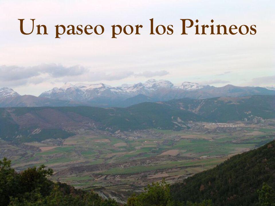 Un paseo por los Pirineos