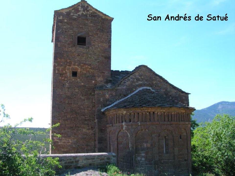 Tras las huellas del románico San Pedro de Larrede