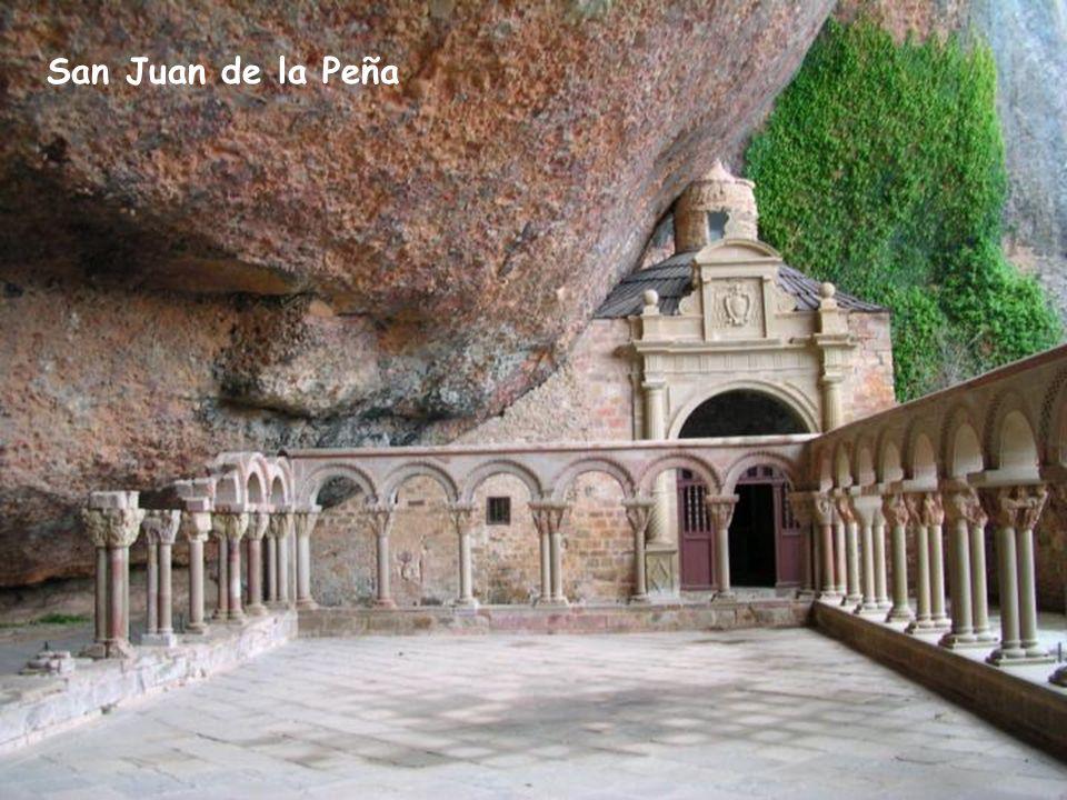 Antiguos viveros Canfranc