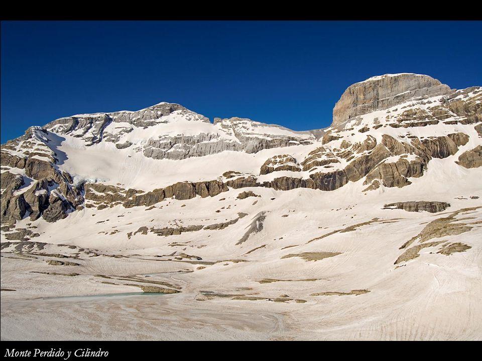 Monte Perdido y Cilindro
