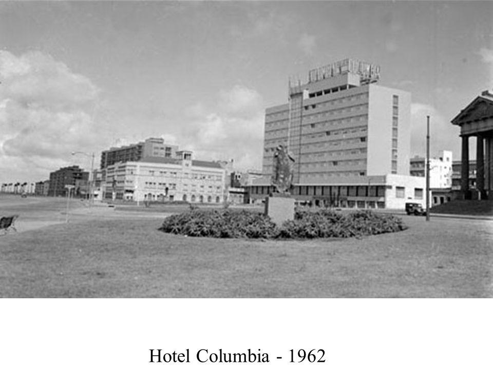 Hotel Columbia - 1962