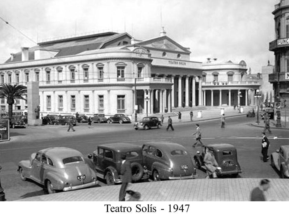Casino Hotel Rambla - 1944