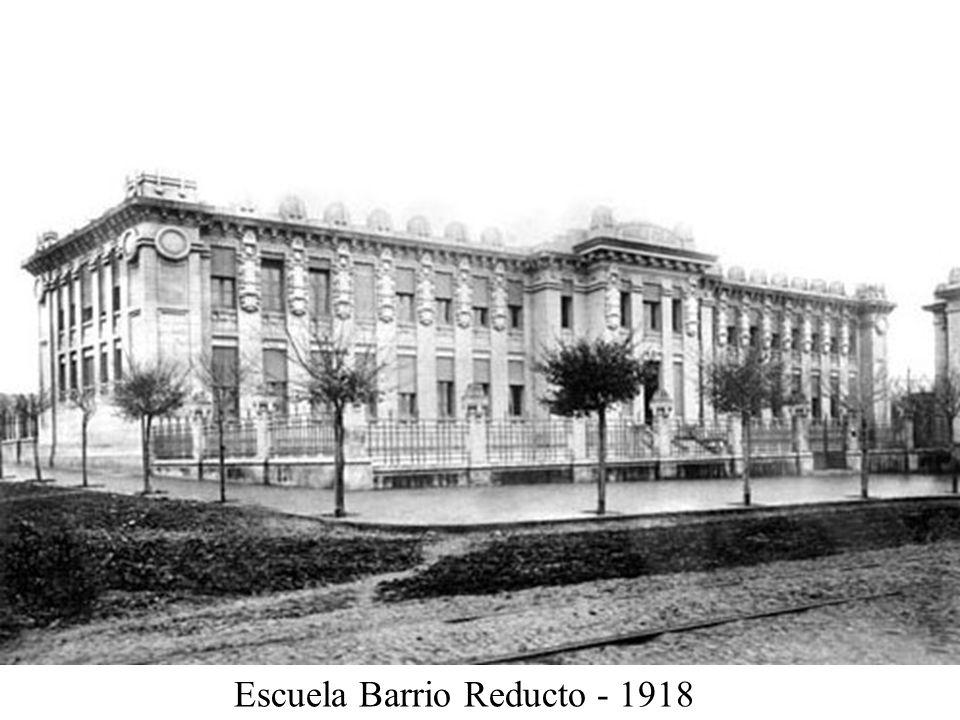 Escuela Brasil - 1918
