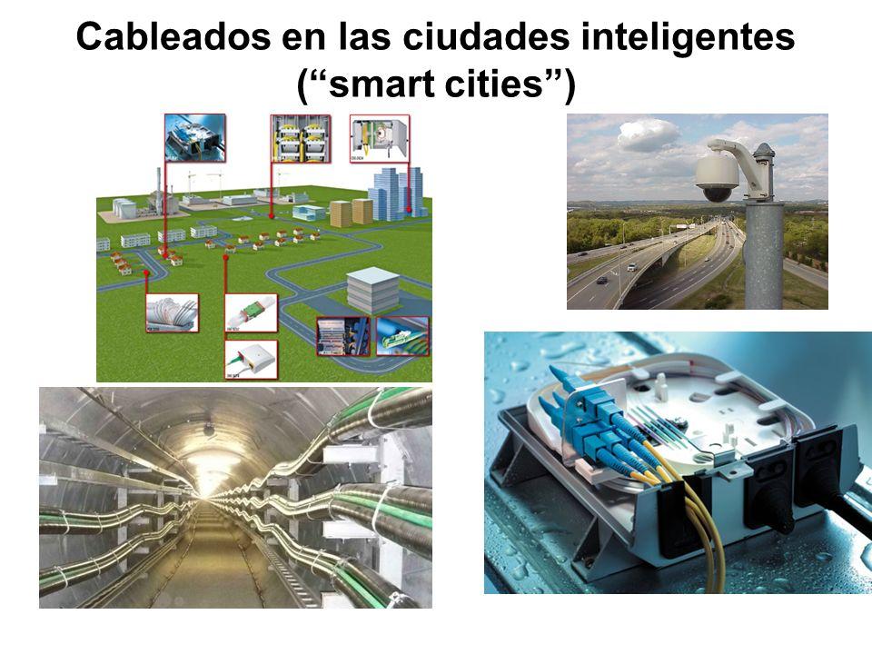 Cableados en las ciudades inteligentes (smart cities)