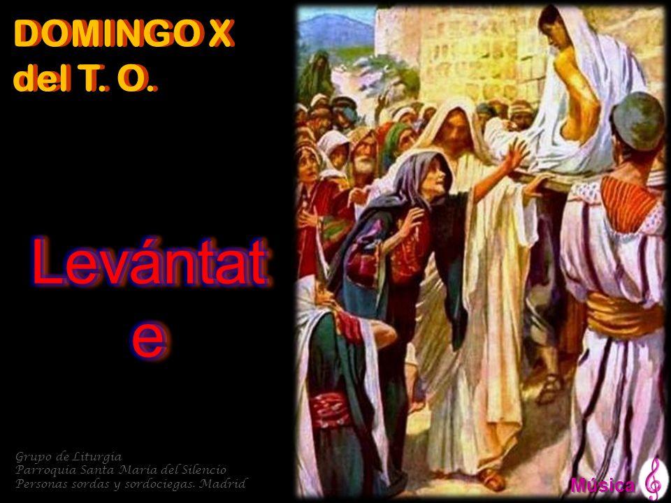 DOMINGO X del T.O.
