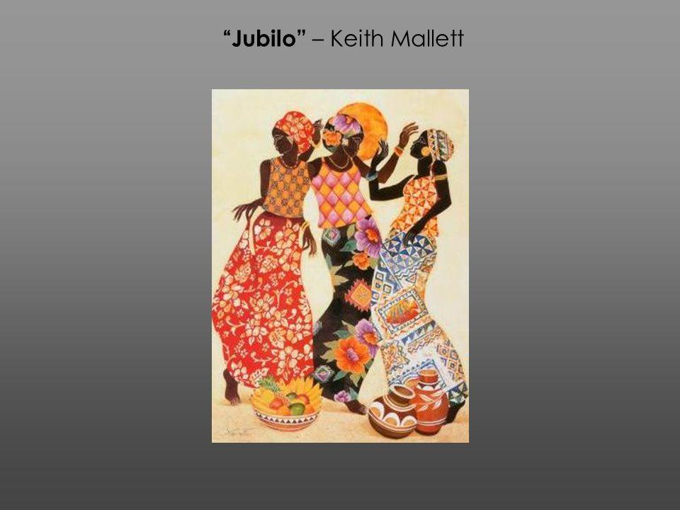 Jubilo – Keith Mallett
