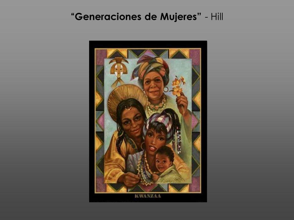 Generaciones de Mujeres - Hill