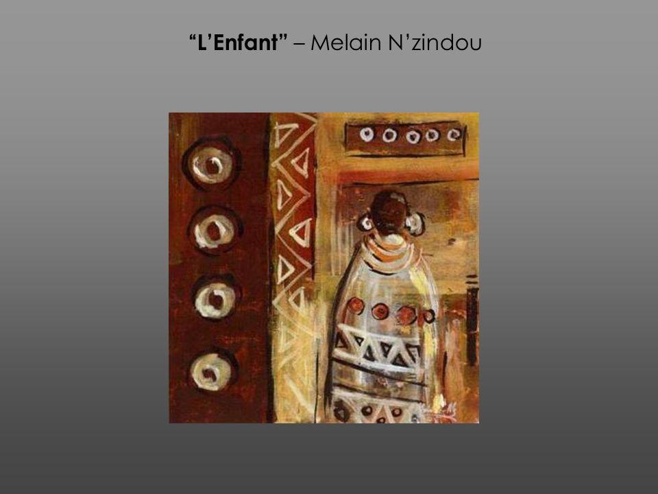 LEnfant – Melain Nzindou