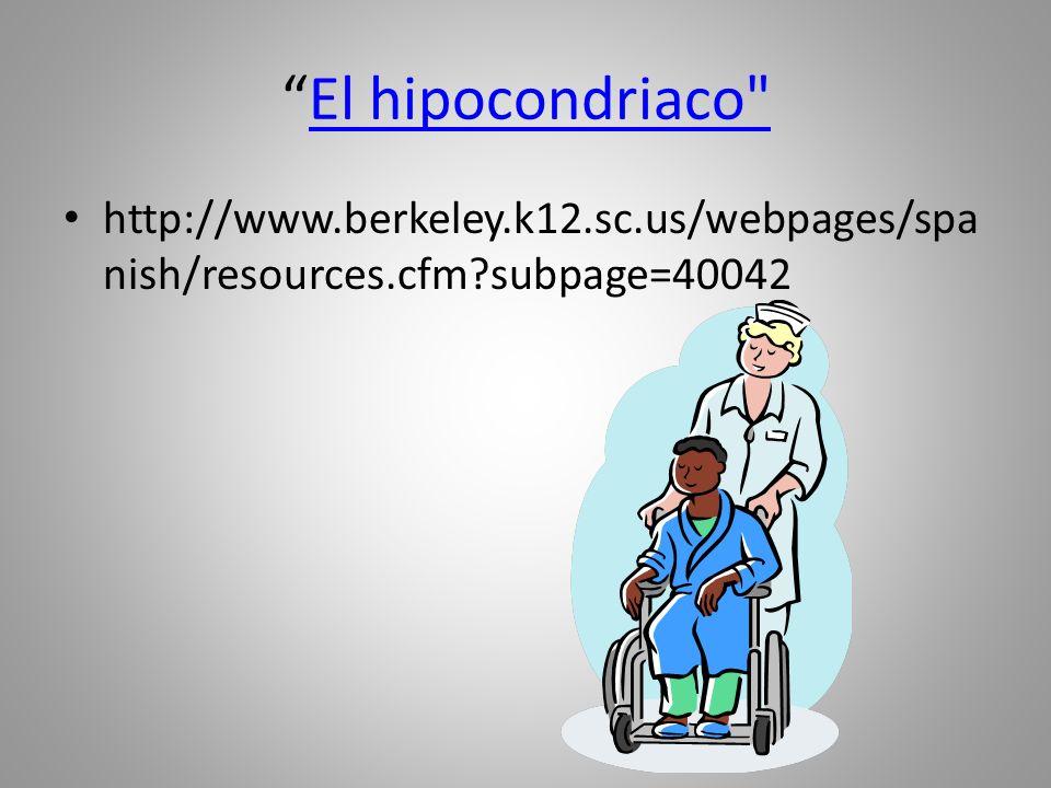 *Cultural Point* Los curanderos Los curanderos – A term that is hard to define.