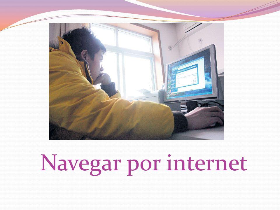 Navegar por internet