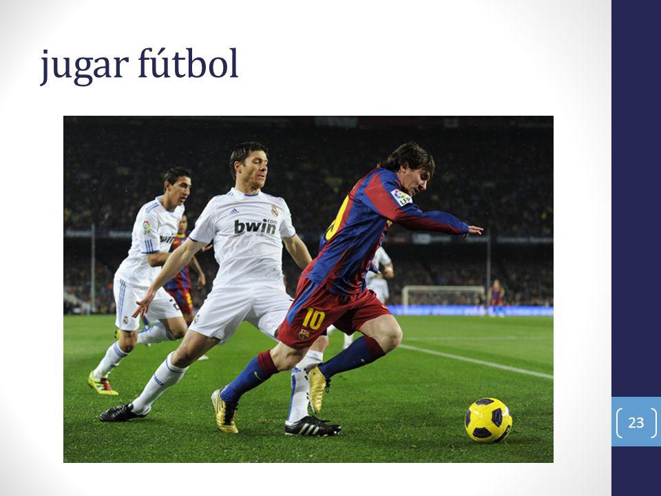 jugar fútbol 23
