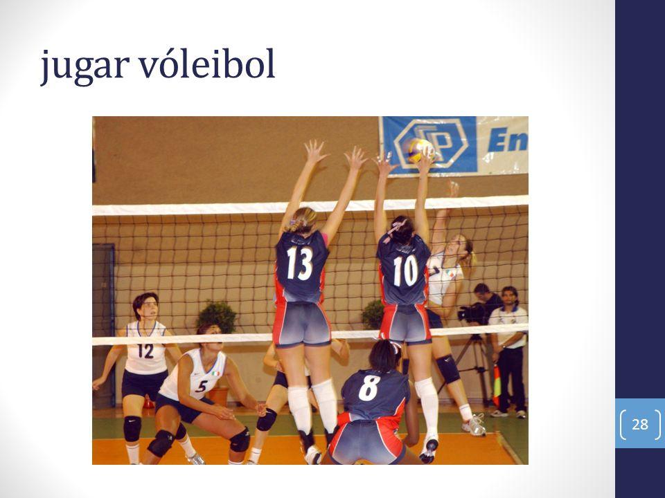 jugar vóleibol 28