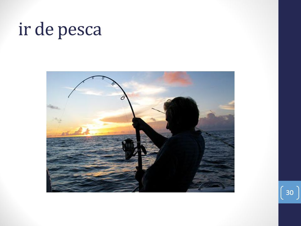 ir de pesca 30