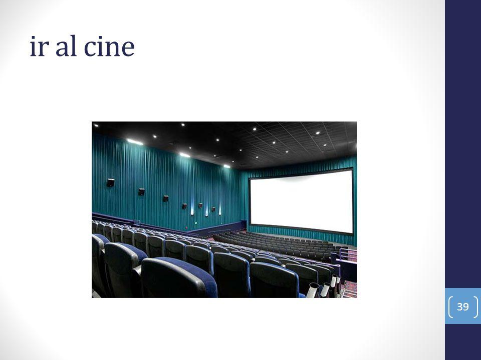 ir al cine 39