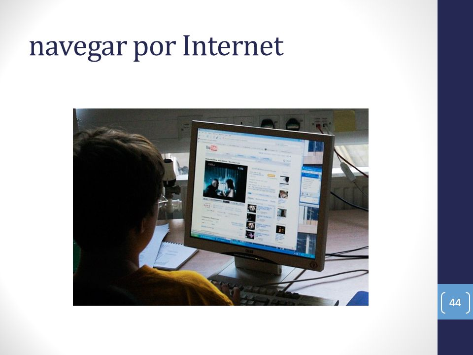 navegar por Internet 44