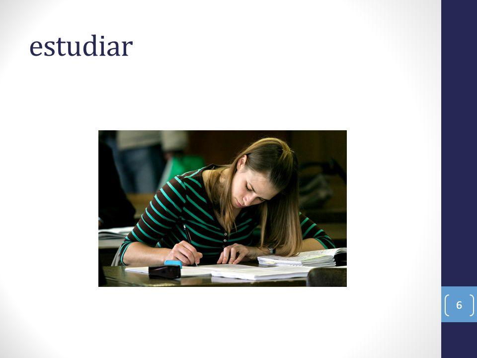 estudiar 6