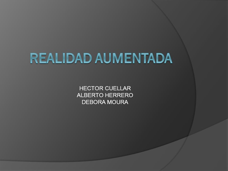 HECTOR CUELLAR ALBERTO HERRERO DEBORA MOURA