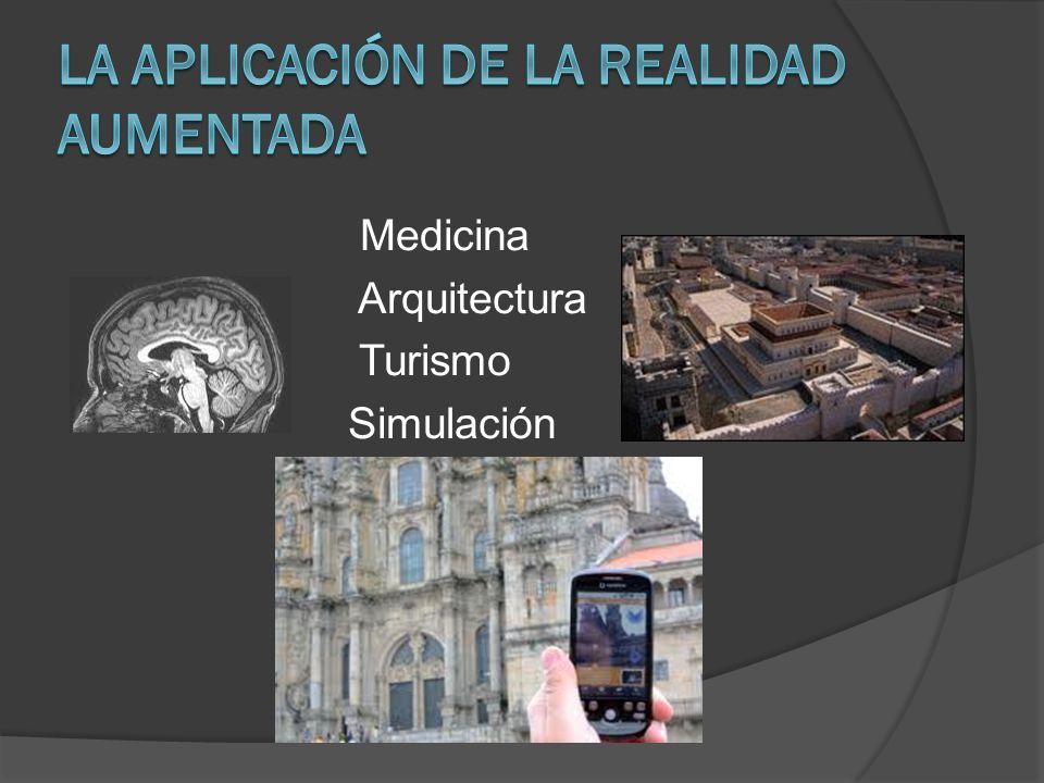 Medicina Arquitectura Turismo Simulación
