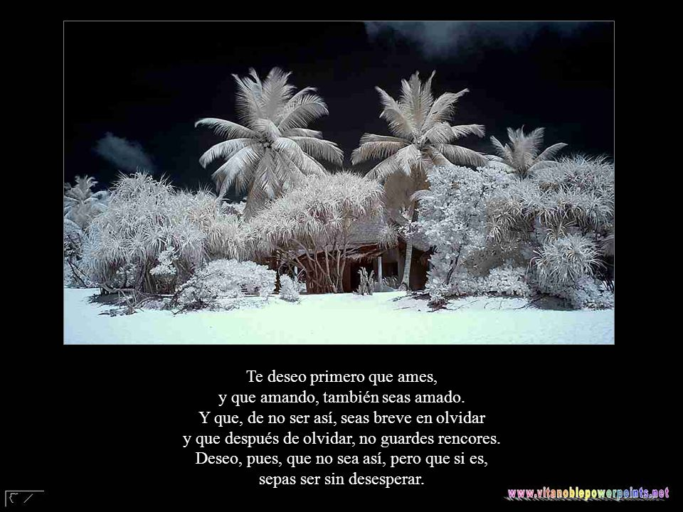 www.vitanoblepowerpoints.net 2008 - 2013 Te deseo -poema-