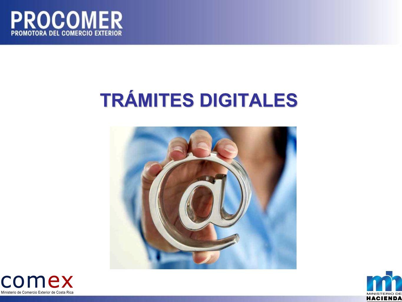 TRÁMITES DIGITALES