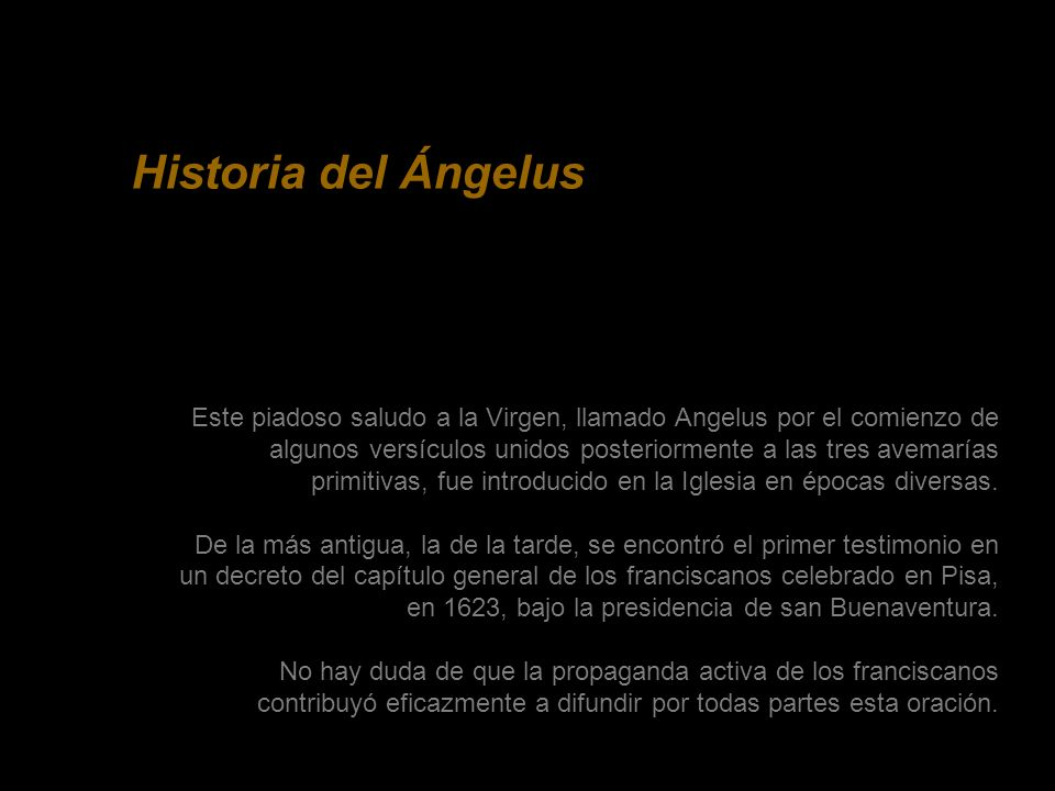 Recreación audiovisual: Amado Adviento, 2006