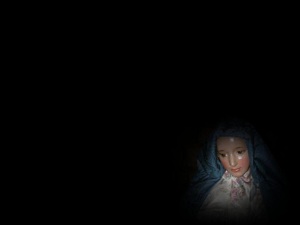 Dijo María: «He aquí la esclava del Señor; hágase en mí según tu palabra.»