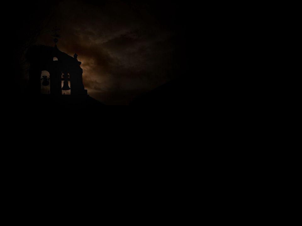 El Ángel de la espera está despierto. Y su lámpara evangeliza desde la tarde morada de Adviento. Todas las cosas, en vigilia como Israel, esperan tu a
