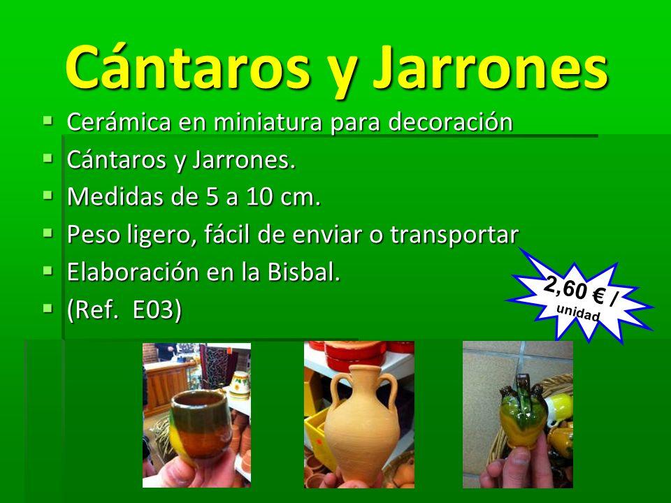 Cántaros y Jarrones Cántaros y Jarrones Cerámica en miniatura para decoración Cerámica en miniatura para decoración Cántaros y Jarrones. Cántaros y Ja