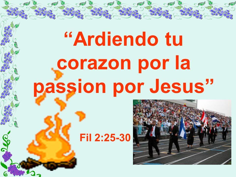 Estar Llenos del Espiritu Santo Juan 3:34 Falta de Vision Isaias 54:2-5