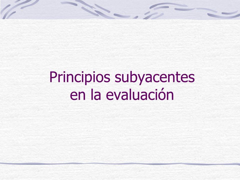 Objetivos de la evaluación: Final La Evaluación Sumativa, es aquella que tiene la estructura de un balance, realizada después de un período de aprendi