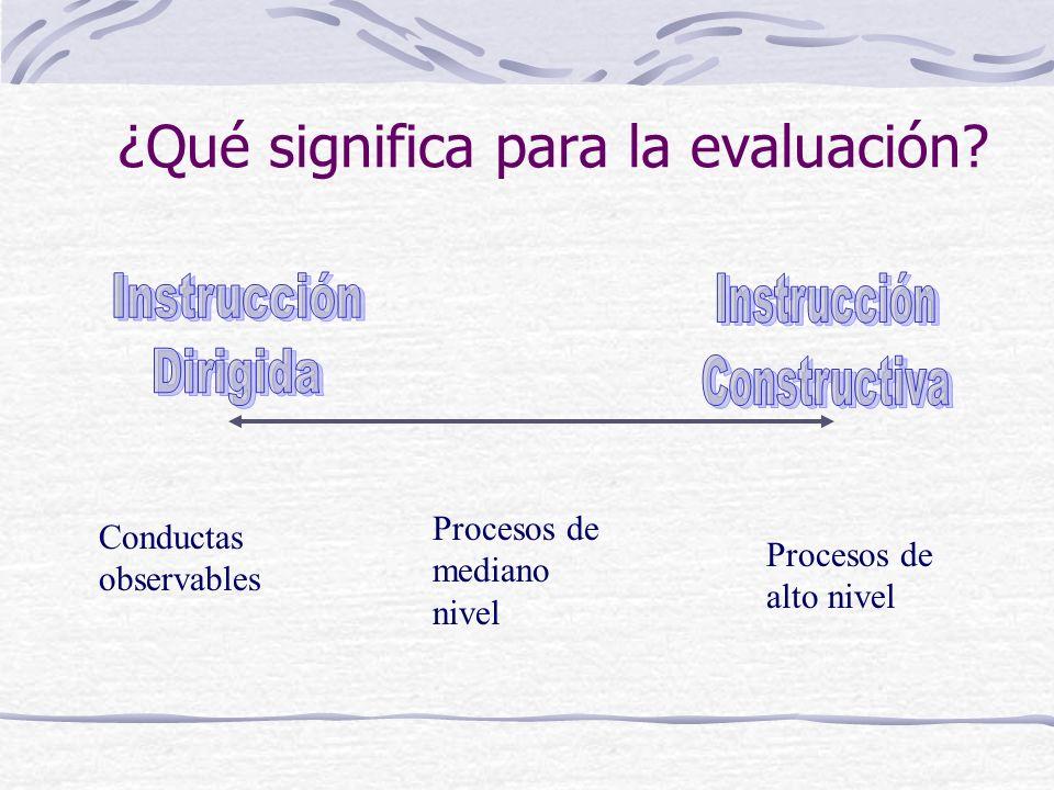 ù Metas y misiones. ù Ambiente de aprendizaje activo y significativo. ù Contenido hipertextual. ù En función del logro de habilidades de alto nivel co