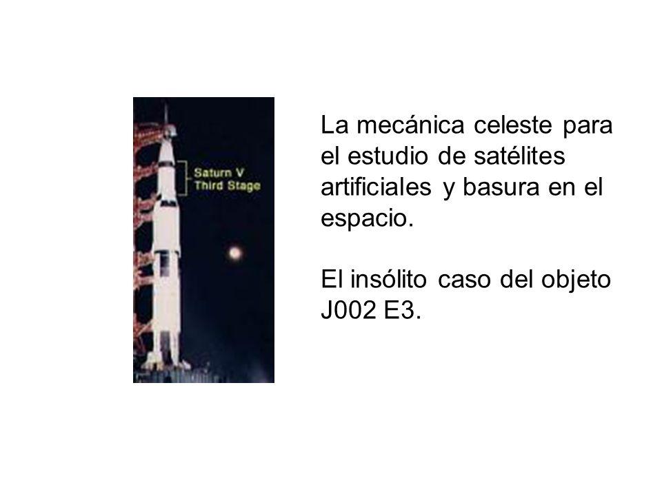 Proyecto de ESA para estudiar la posibilidad de desviar asteroides.