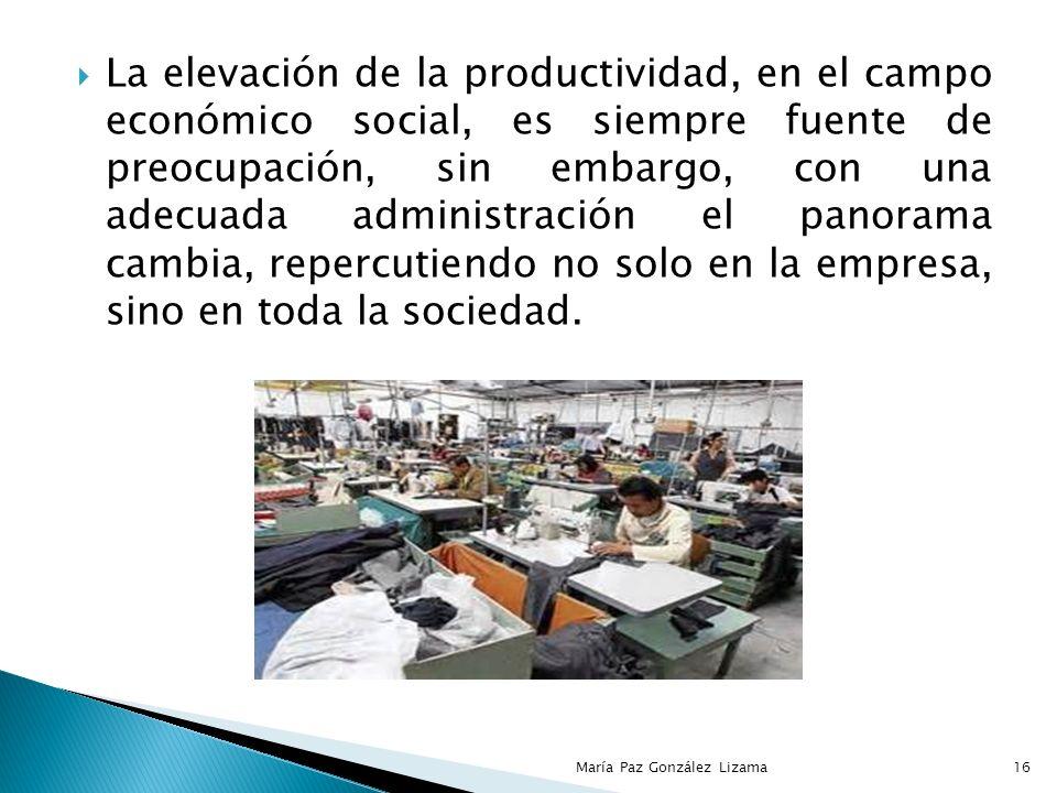Para las pequeñas y medianas empresas, la administración también es importante, porque al mejorarla obtienen un mayor nivel de complejidad ya que coor