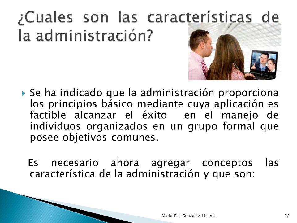 Para todos los países, mejorar la calidad de la administración es requisito indispensable, por que se necesita coordinar todos los elementos que inter