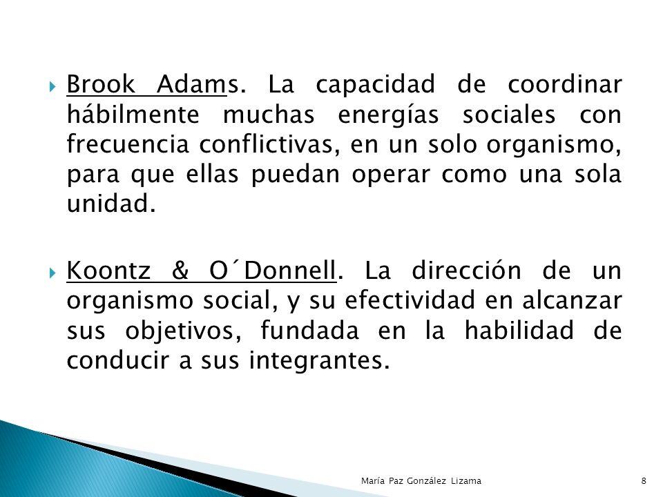 Brook Adams.