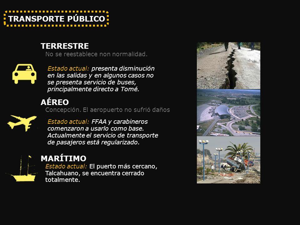 PERSONAS El terremoto dejó a 3000 personas sin empleo.
