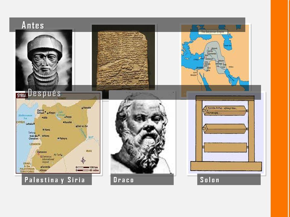 Antes Antes Después Palestina y Siria DracoSolon