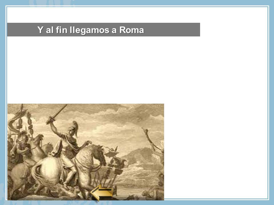 Derecho Romano Arcaico, Preclásico, Clásico, Postclásico, y Justiniano Y al fin llegamos a Roma