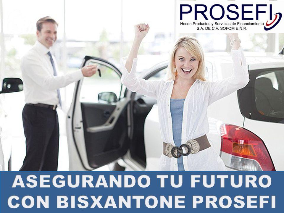 Para Asegurar Tu Futuro Cuentas con el Apoyo de Un corporativo, Entre el Que se Encuentra Una Institución Financiera y la Fuerza de Tus Contactos Personales BISXANTONE PROSEFI COLOMBIA NEGOCIO