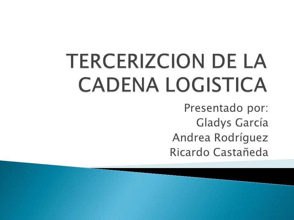 Presentado por: Gladys García Andrea Rodríguez Ricardo Castañeda