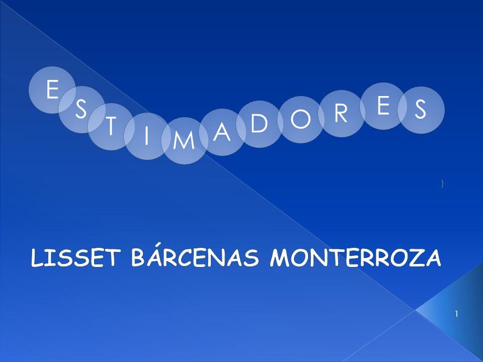 ESTIMADORES 1