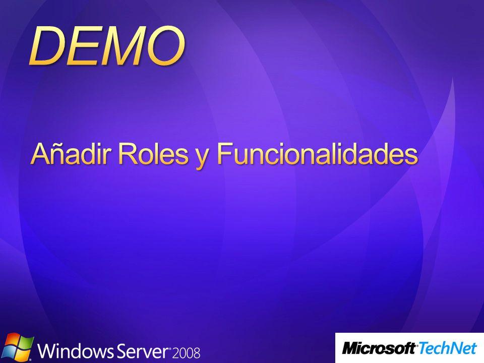 CMD para ejecución de comandos en local CMD usando Terminal Server WS-Management y Windows Remote Shell para ejecución remota de comandos WMI Programador de Tareas para ejecutar trabajos y tareas Event Logging y Event Forwarding RPC y DCOM para soporte remoto a MMC SNMP
