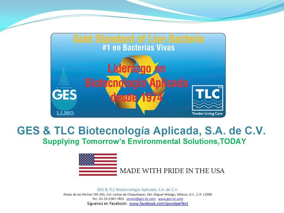 GES & TLC Biotecnología Aplicada, S.A.de C.V.