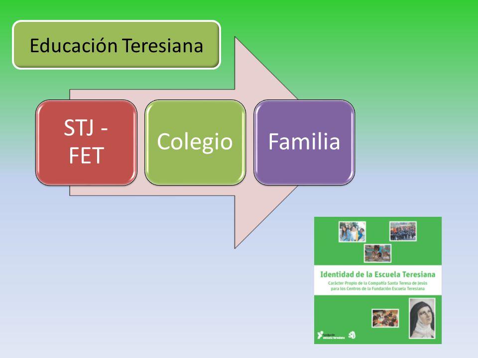 STJ - FET ColegioFamilia Educación Teresiana